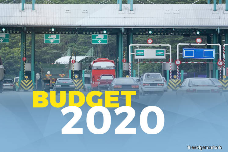 Budget 2020: The Cabinet has approved the proposed offer to acquire four highways in the Klang Valley – Shah Alam Expressway (KESAS), Damansara-Puchong Expressway (LDP), Sprint Expressway (SPRINT) and SMART Tunnel (SMART), to be funded via govt-guaranteed