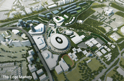 Total Sports Asia to boost Bukit Jalil sports complex's value
