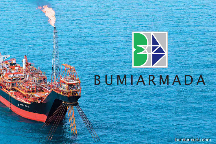 Bumi Armada rises on fresh refinancing facility