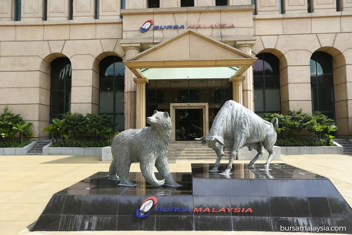 Bursa volume blazes past 25 billion shares at 4pm