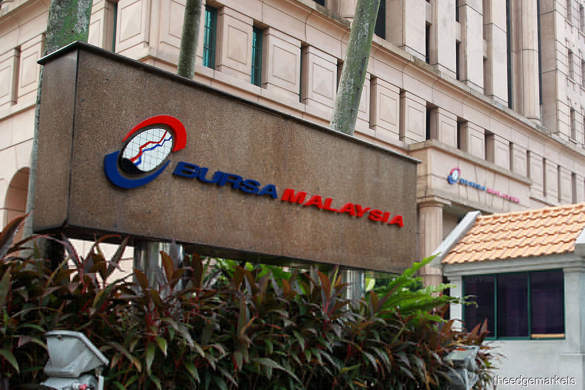 Bursa share price, foreign shareholding fall to lowest in over a year