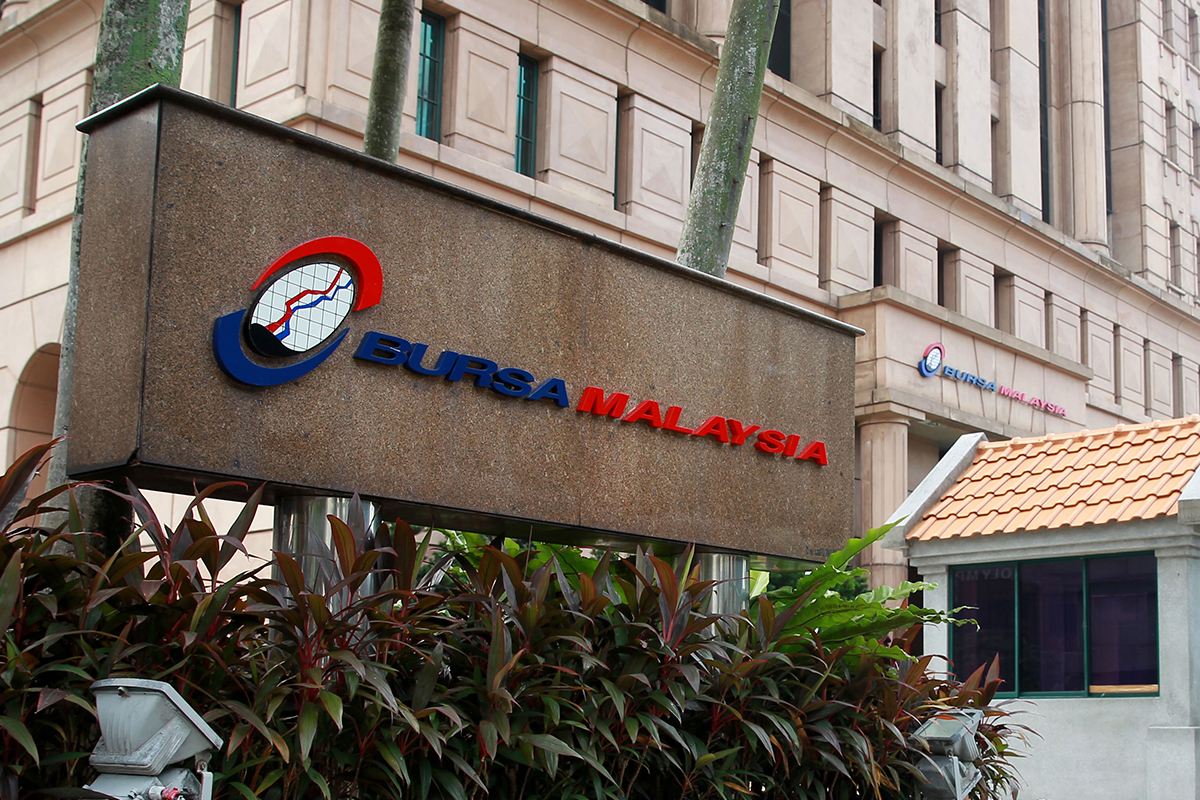 Bursa Malaysia 1Q net profit doubles to RM121m on higher operating revenue