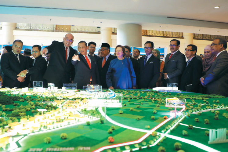 Malaysia Vision Valley 2.0 to take off with high-tech industrial park
