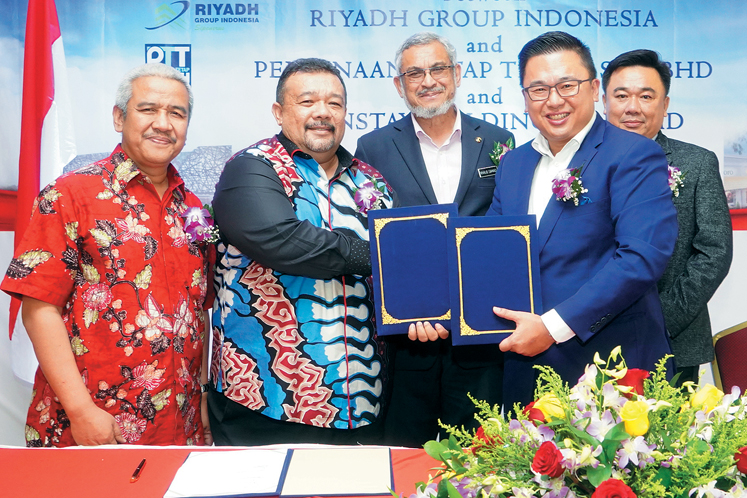 Indonesia's Riyadh Group ventures into Malaysia