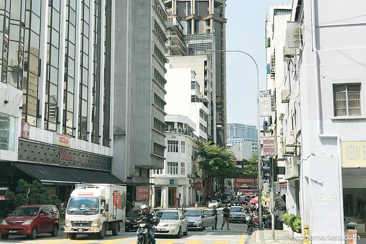 Streetscapes: Heritage tourism beckons for Jalan Hang Lekiu