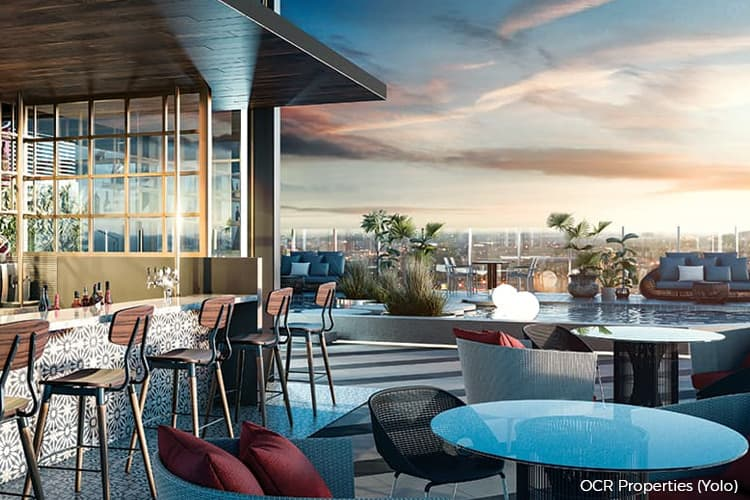 OCR's YOLO Signature Suites in PJ aimed at younger crowd
