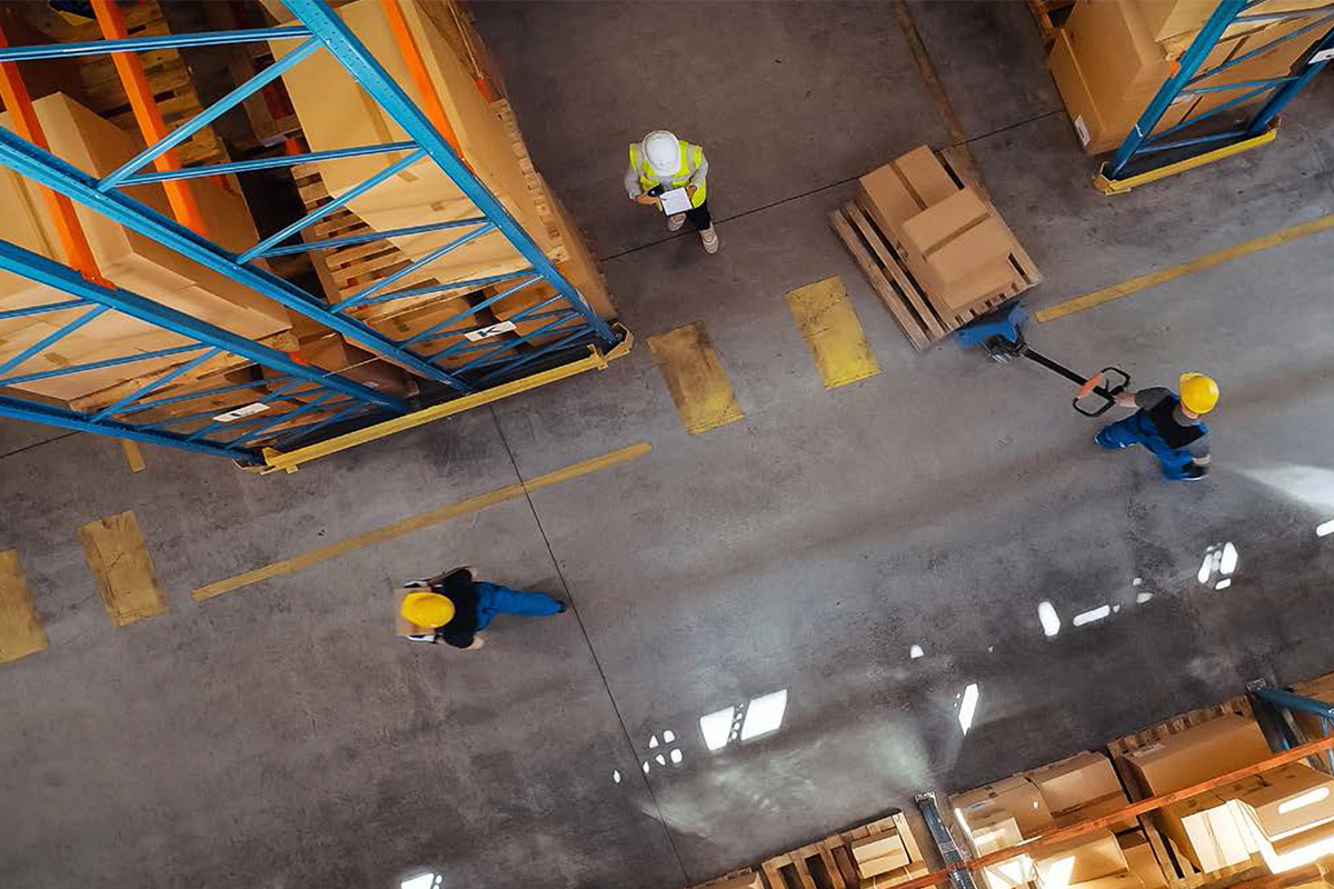 Industrial sector remains bright spot in the US (Photo by Colliers)