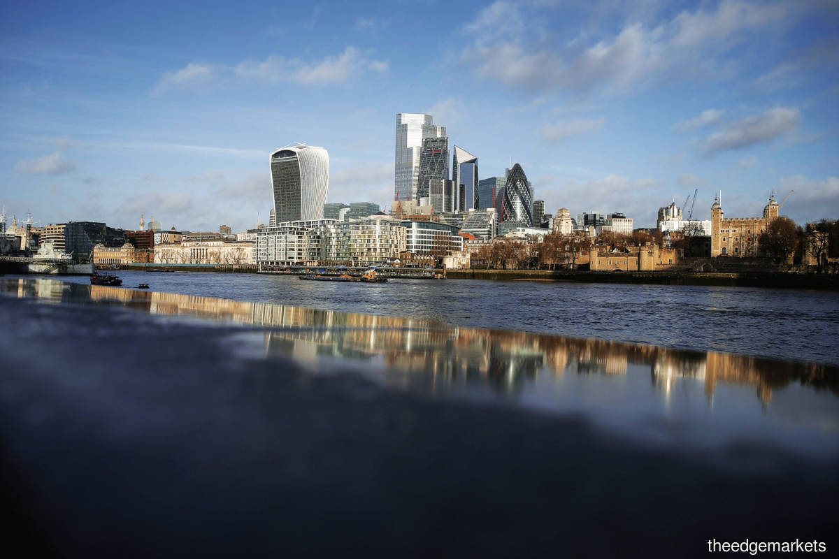 New developments in London expected to continue to attract local and foreign renters in the coming months (Photo by Bloomberg)