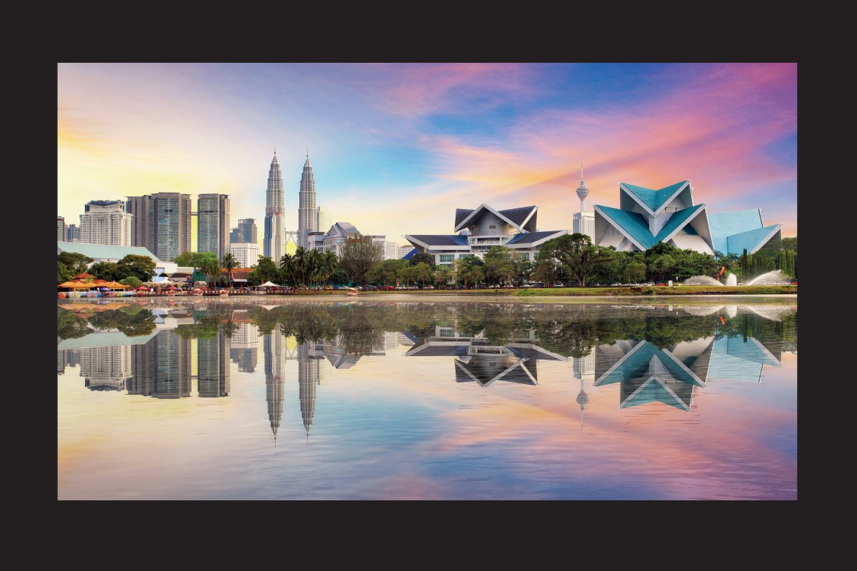 Architecture development in Malaysia: A reflection of hope and progress