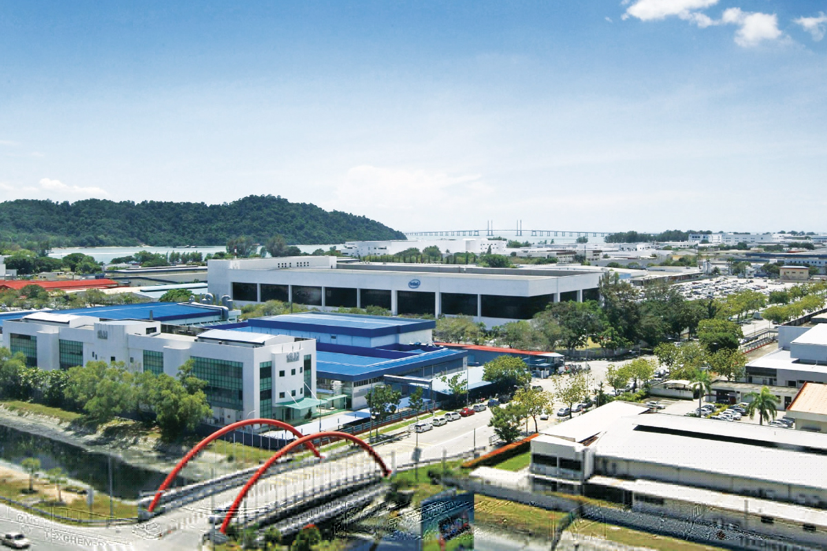 Penang has continued to attract local and international investments in the industrial sector (Photo by Bloomberg)