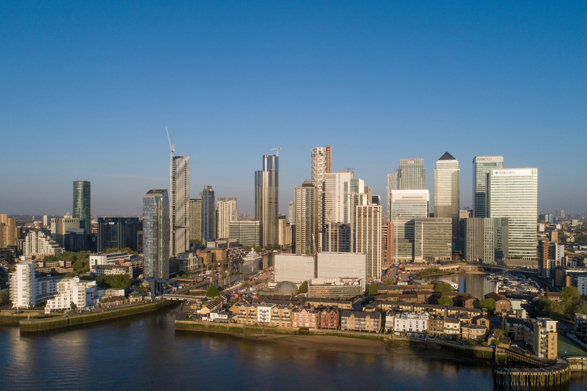 Grade A offices in the UK continue to be in demand in 1Q2021 (Photo by Bloomberg)