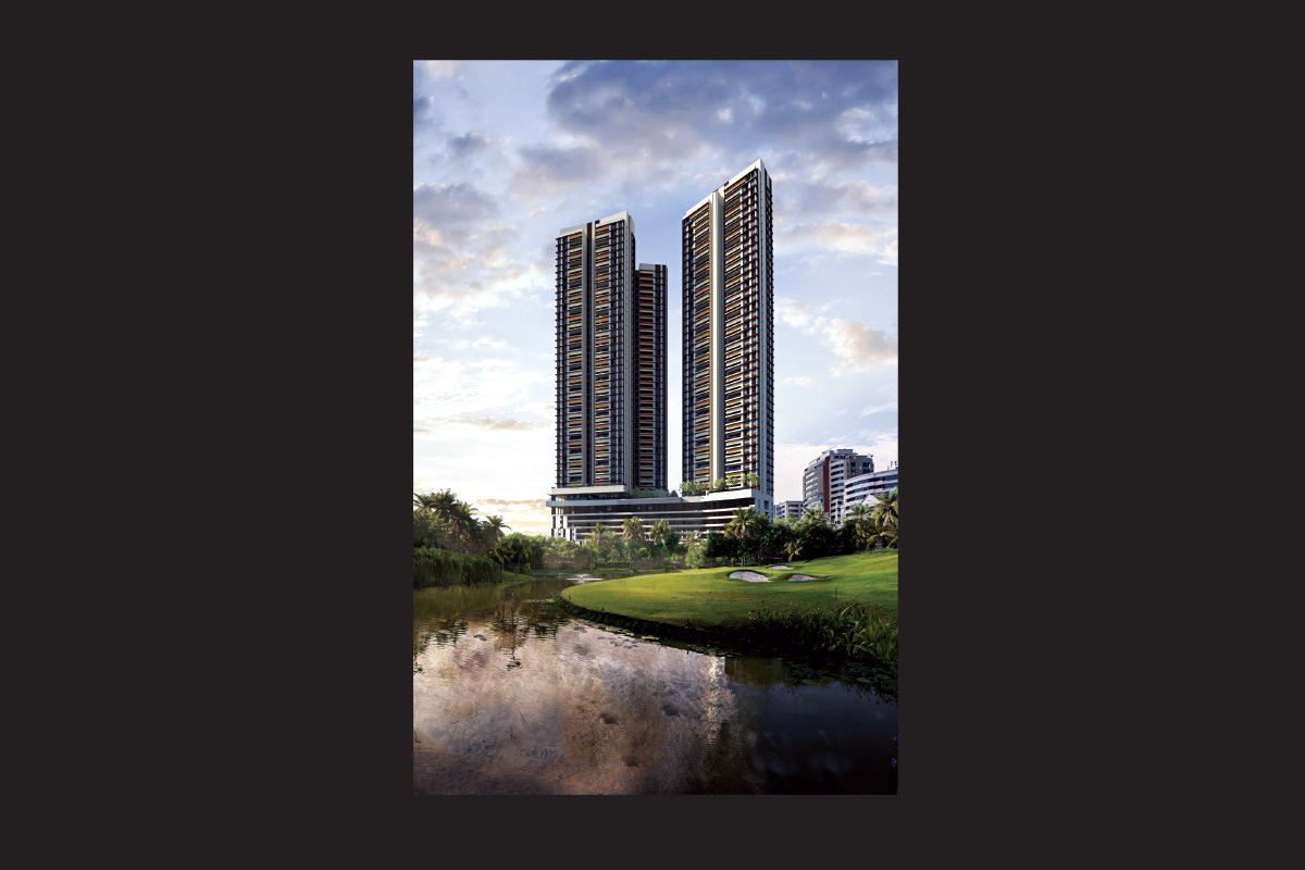 Aetas Damansara will comprise two 47- and 48-storey towers with 226 residential units in total (Photo by MCT)