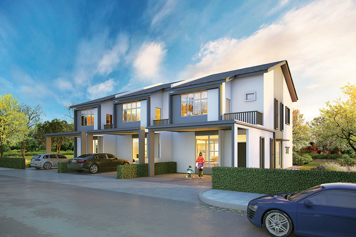 An artist's impression of Tarynda, which has a GDV of RM8.35 million (Photo by EUPE)
