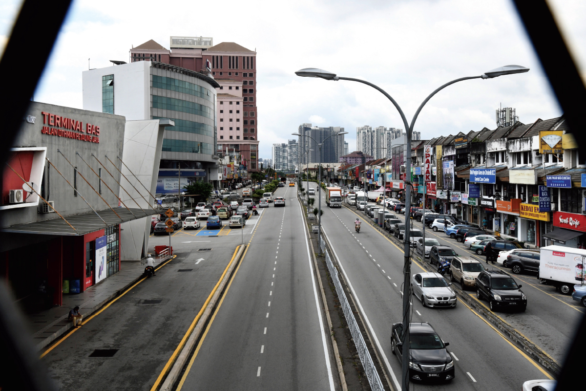 What does the future hold for PJ Old Town? (Photo by Patrick Goh/The Edge)