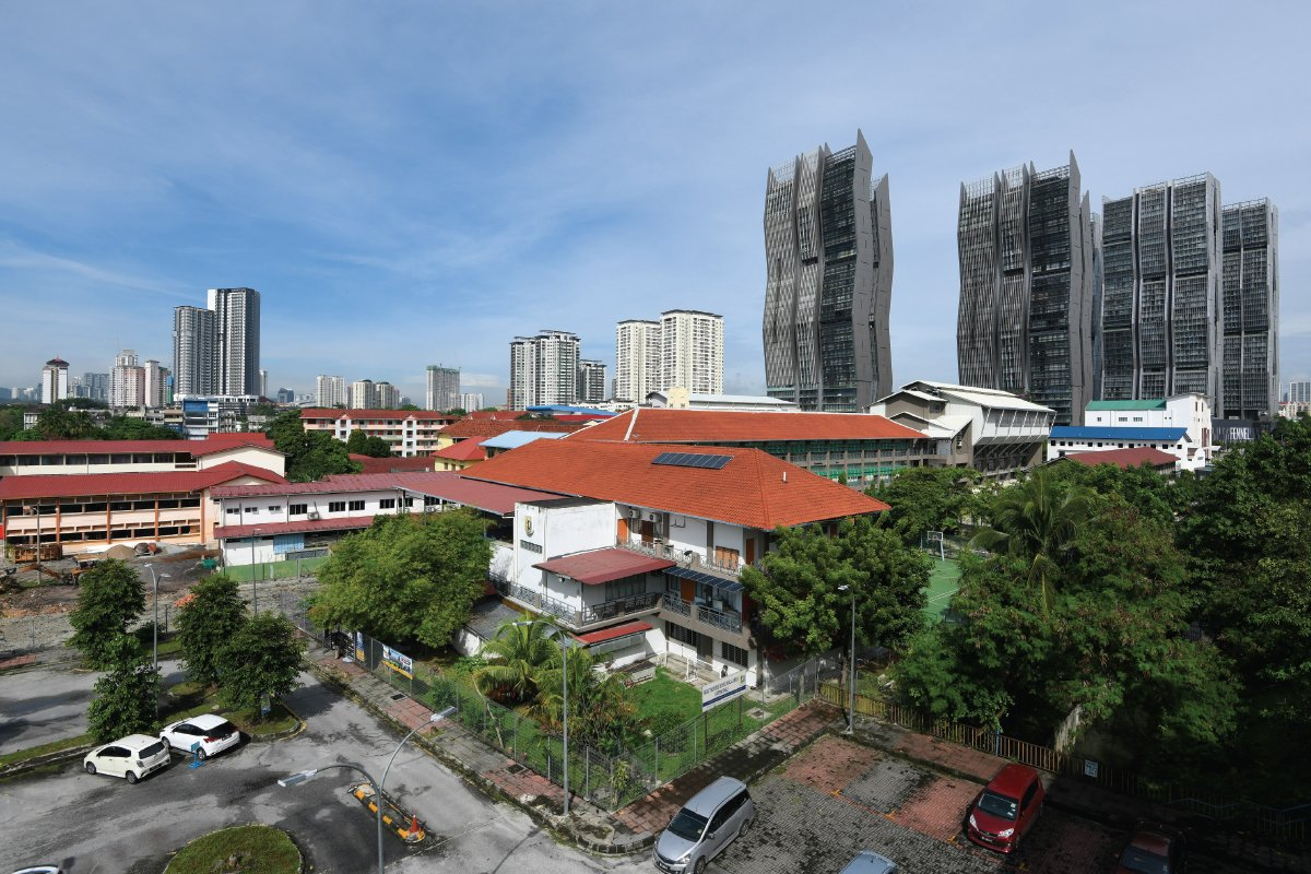 Many property developers have ventured into the Sentul area, just 5km north of KL city, to capture the burgeoning demand from homebuyers  (Photo by Mohd Izwan Mohd Nazam)