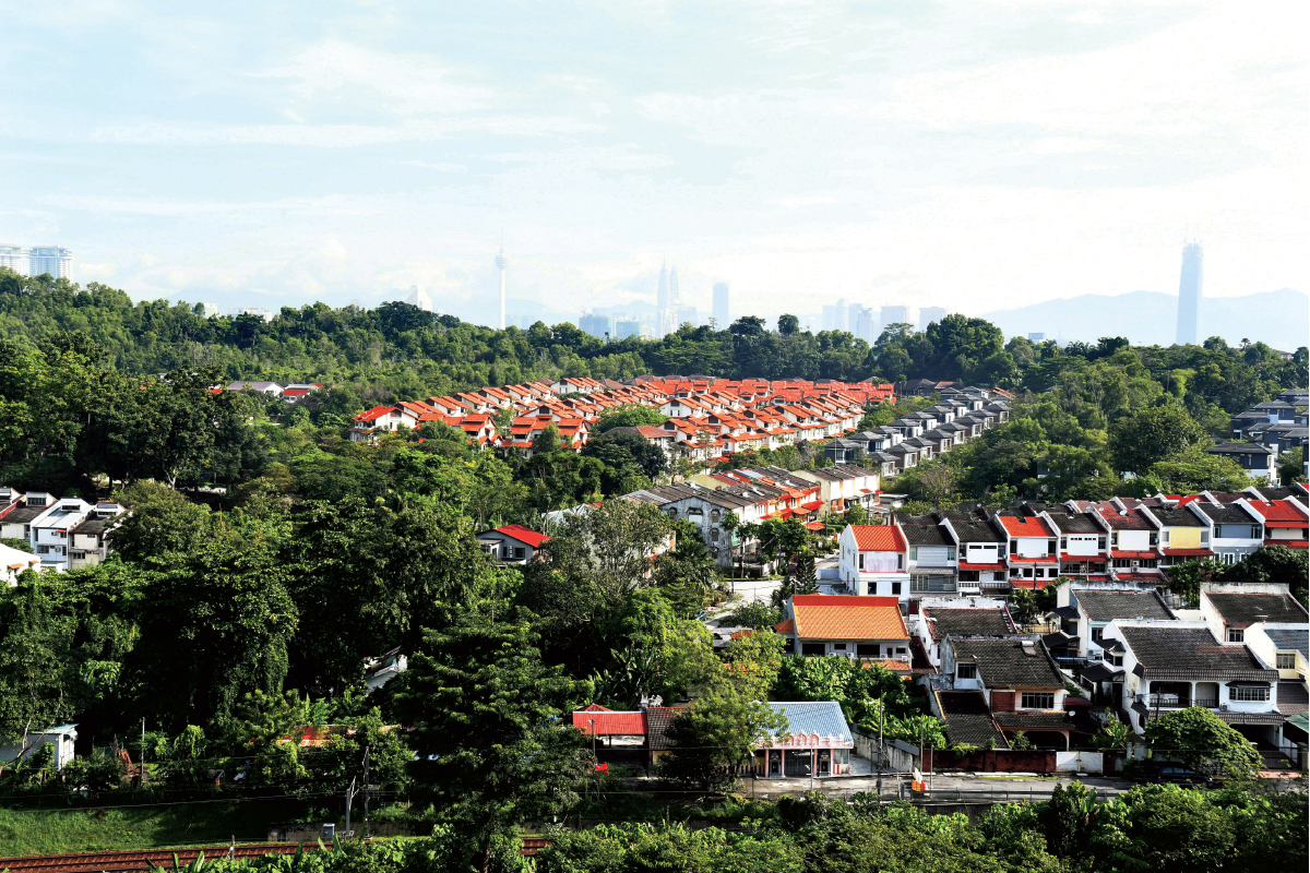 Developed in the 1970s, Seputeh has witnessed noticeable growth (Photo by Low Yen Yeing/Edgeprop.my)