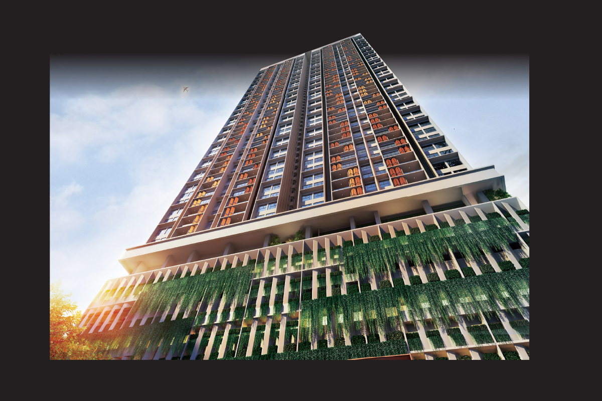 The Fiddlewoodz @ KL Metropolis will offer 679 units of serviced residences in two towers, one 52 storeys and the other 54 storeys (Photo by Exsim Group)