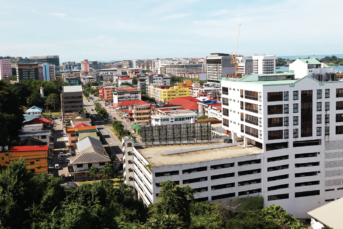 Demand for housing in Kota Kinabalu is still there ‒ for the right product at the right place and right price (Photo by Mohd Shahrin Yahya/The Edge)