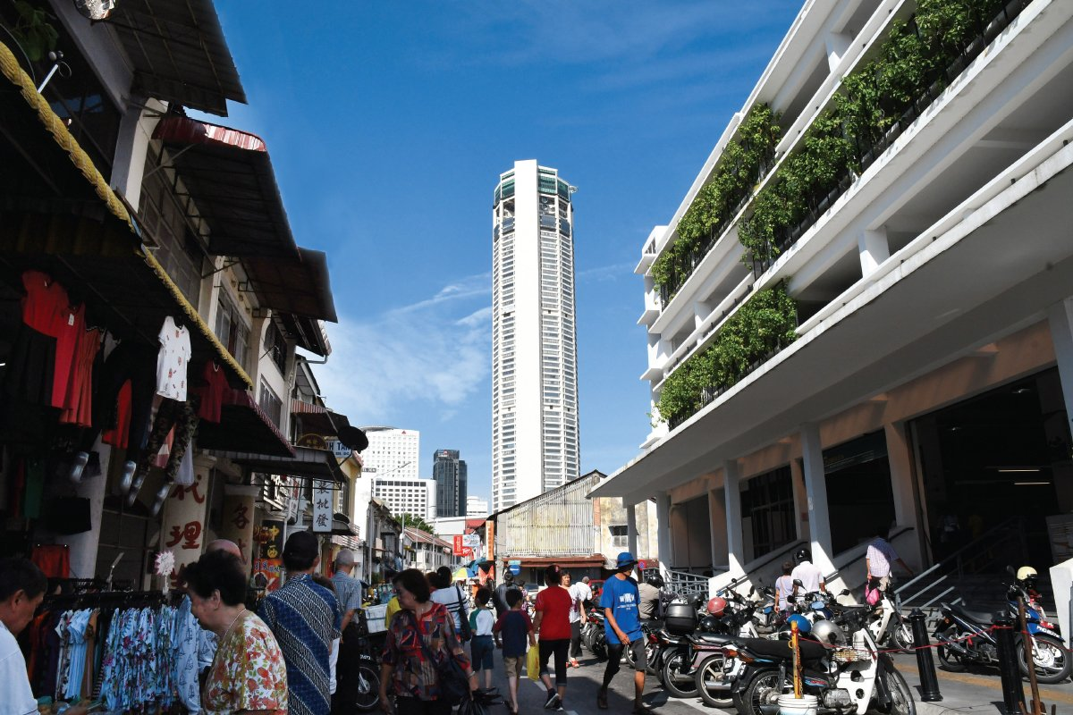 There is some good news for Penang amid the Covid-19 turmoil (Photo by Low Yen Yeing / Edgeprop.my)
