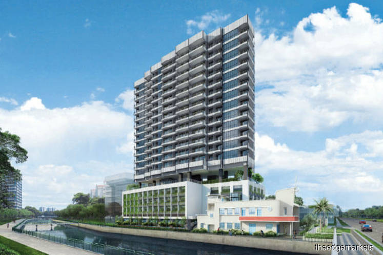 SDB's Jui Residences in Singapore sees 'strong interest'