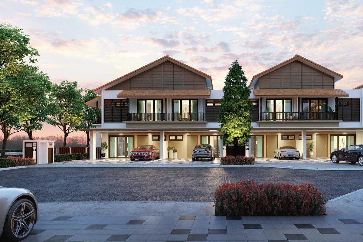 Setia Warisan Tropika has a gross development value of about RM900 million (Photo by S P Setia)