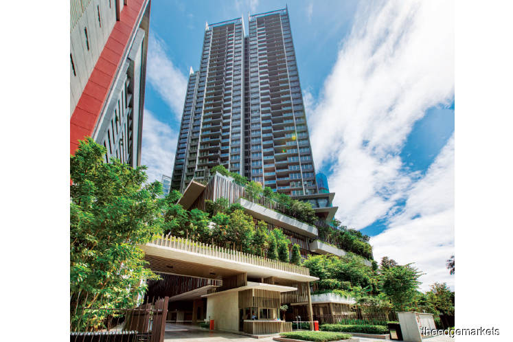 Stonor 3 KLCC promotes green living