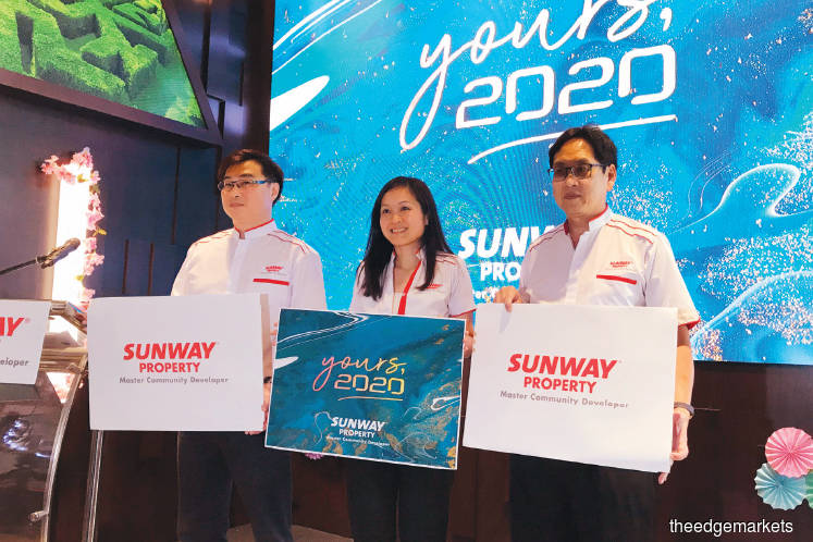 Sunway Property increases sales target to RM2 billion this year