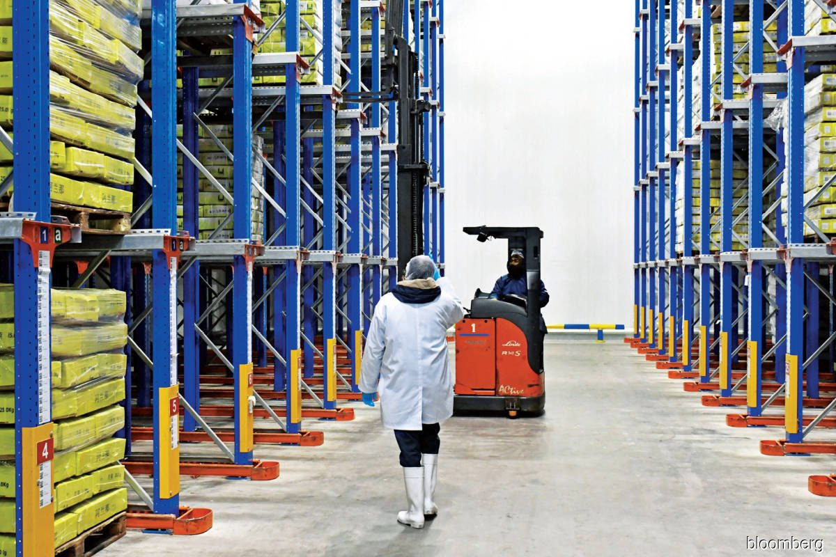 According to JLL Property Services, a cold storage warehouse is a type of warehouse that comes with temperature control