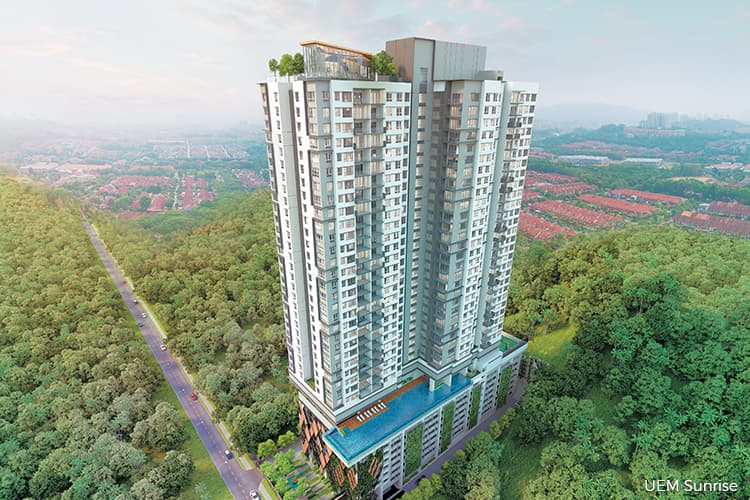 UEM Sunrise plans low-density condominium project in Mont'Kiara