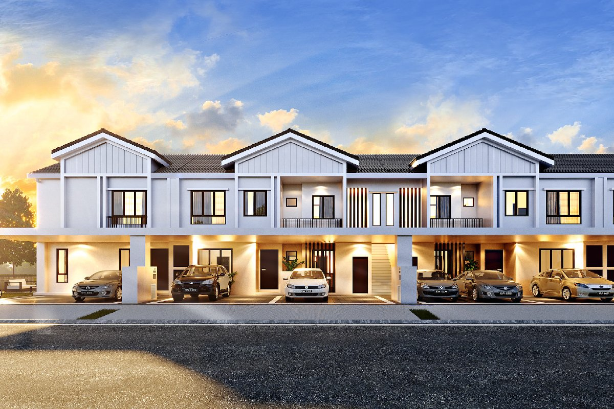 Eco Horizon will offer 459 Co-Homes priced from RM447,000, with monthly maintenance fees starting at RM180 (Photo by Ecoworld)