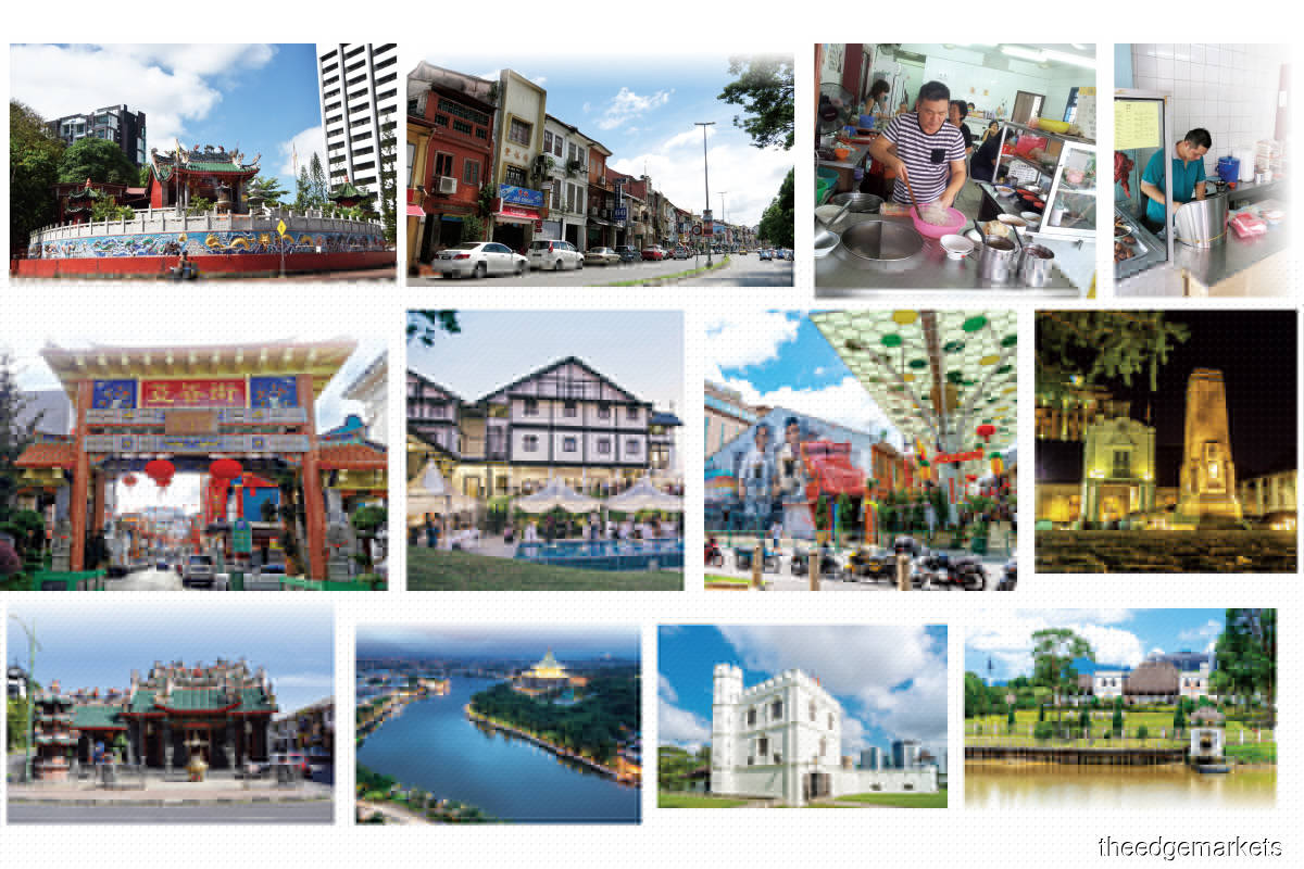Culture and heritage on the streets of Kuching