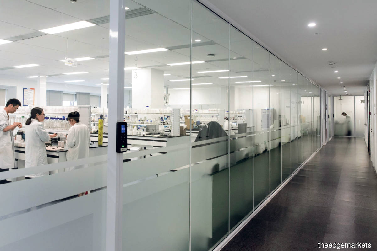 The demand for specialised R&D facilities is growing across the region, particularly in Shanghai (Bloomberg)