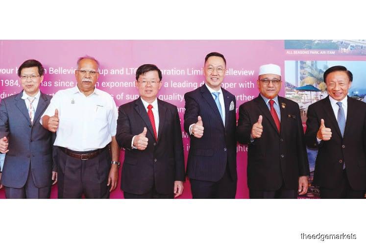 GEM Soho in Seberang Perai is 40% taken up