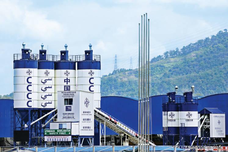 MRL clarifies CCCC will not own ECRL assets