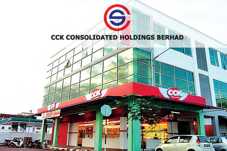 CCK Consolidated proposes 1.25 sen dividend