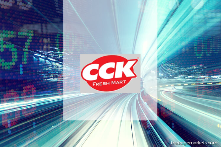 Stock With Momentum: CCK Consolidated Holdings