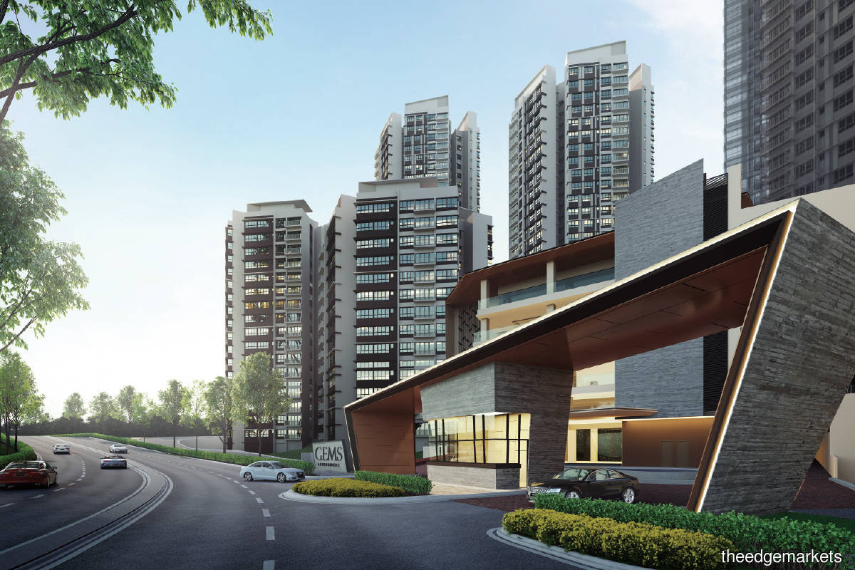 Phase 2 will comprise 342 residential units with prices starting at RM700,000 (Photo by IOI)