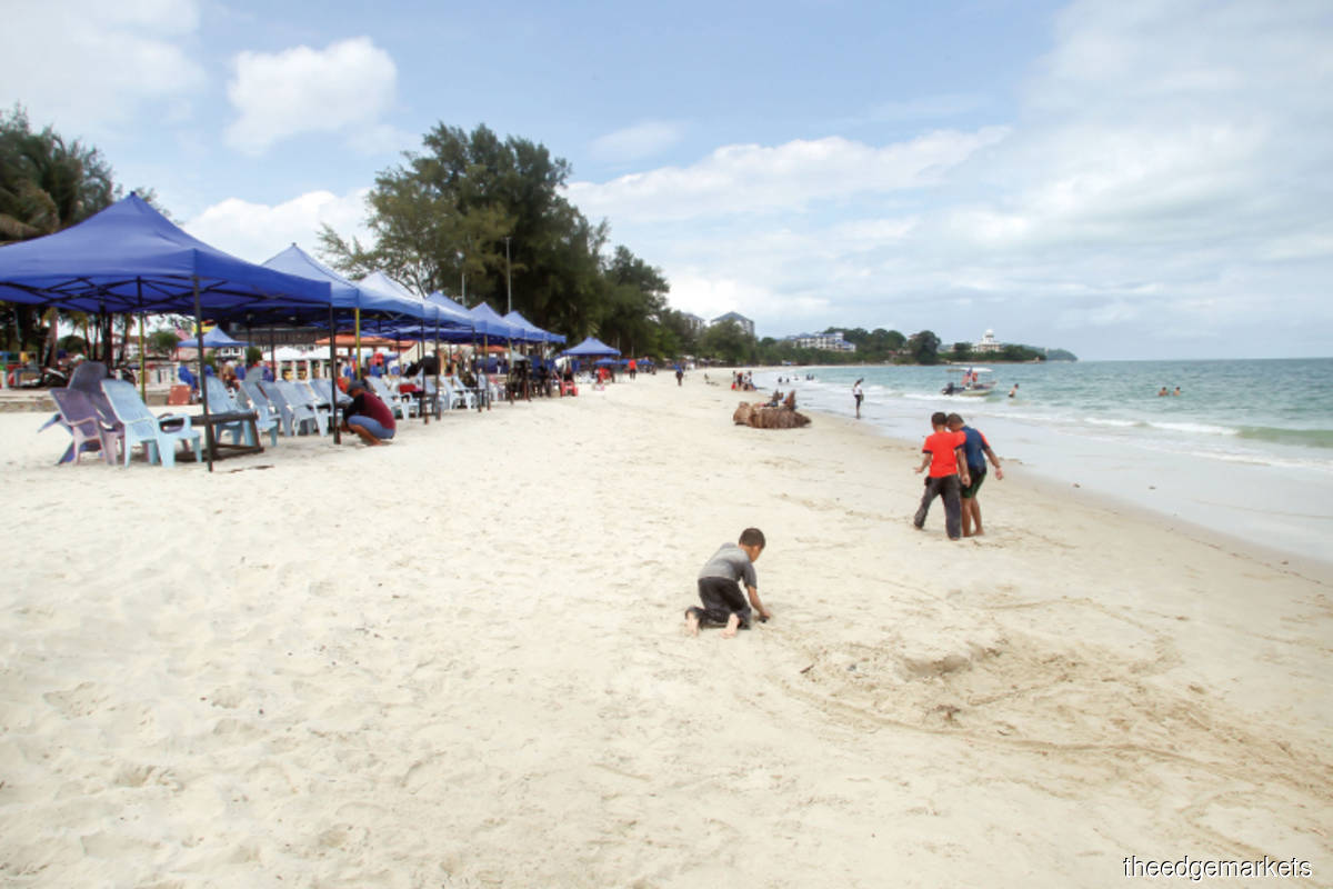 Port Dickson is a considerably affordable holiday destination (Photo by Kenny Yap/The Edge)