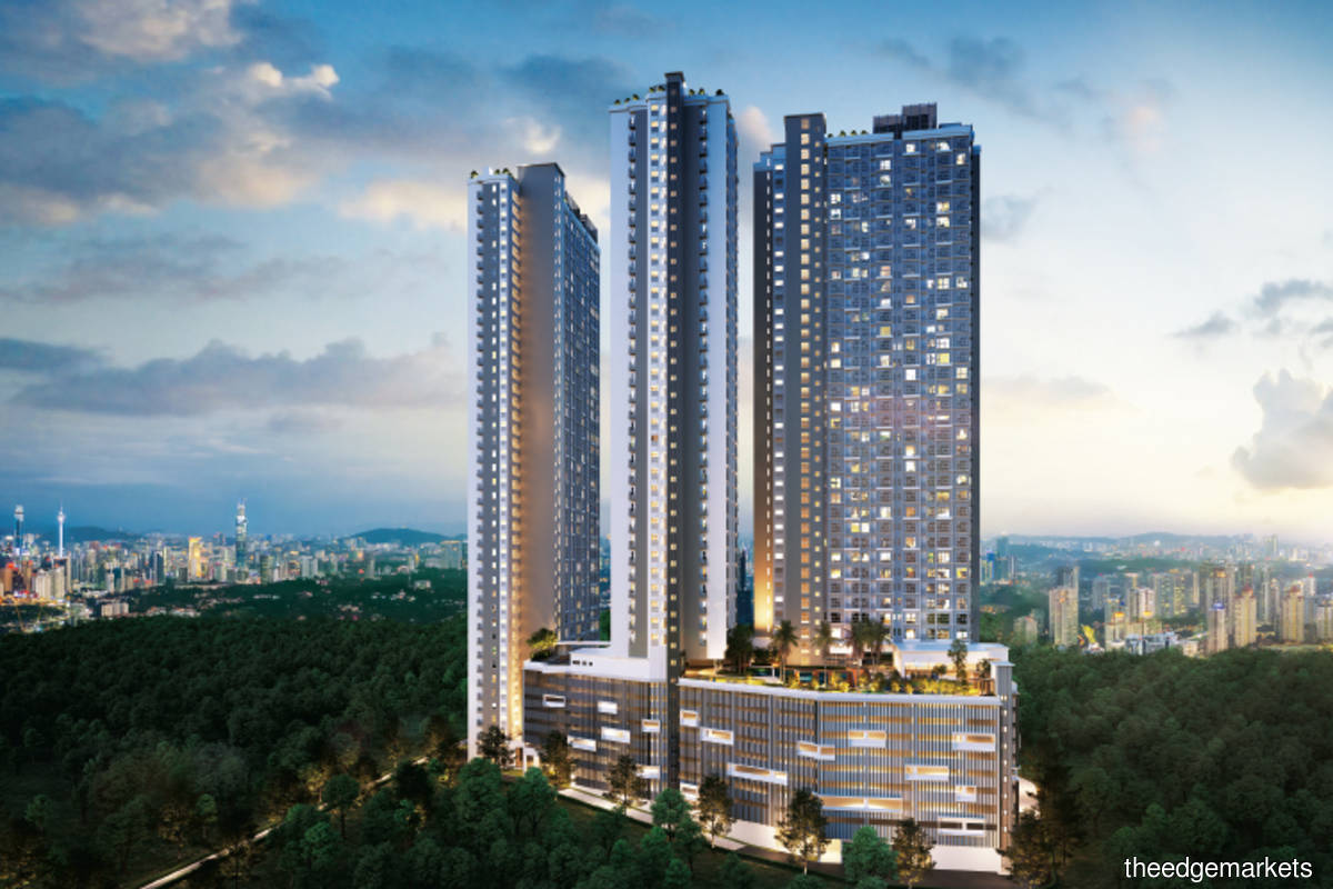 An artist's impression of Solasta Dutamas (Pictures by YNH Property)