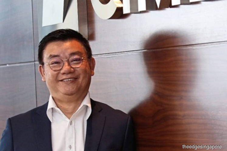 CIMB Bank appoints Victor Lee Meng Teck as Singapore CEO