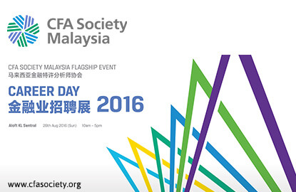 CFA Society Malaysia's career day 'an opportunity not to be