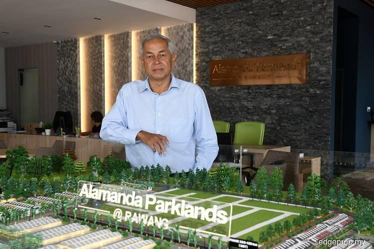 Alamanda Parklands brings forward launch of homes below RM400k due to strong demand