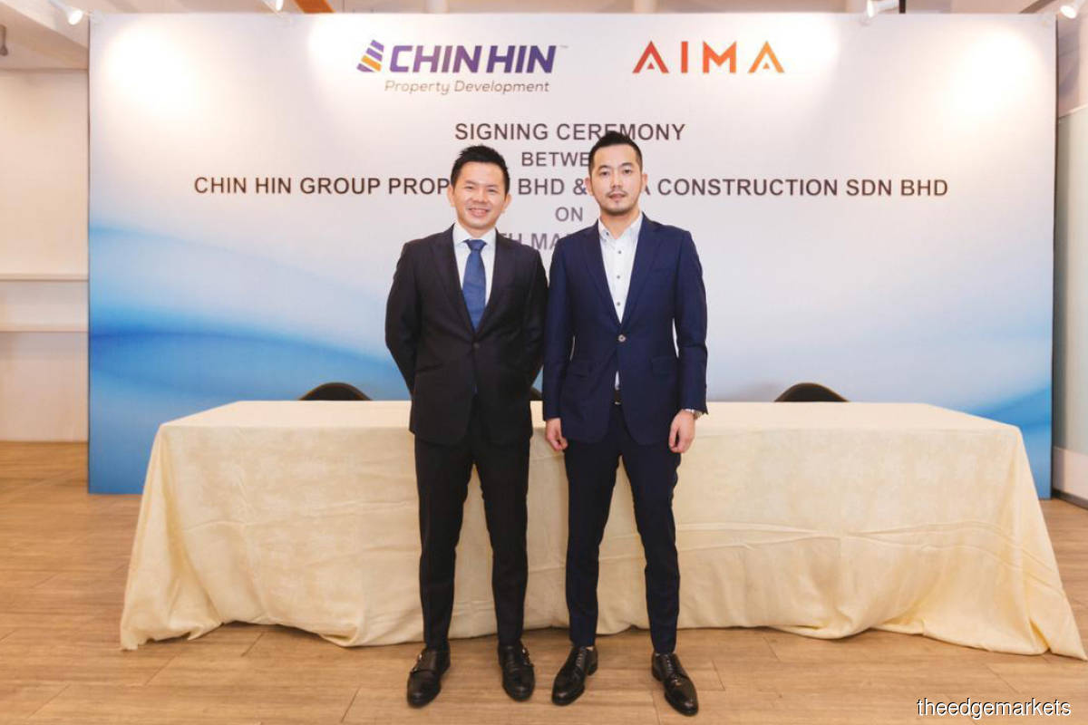 Big plans in store for Chin Hin Group Property
