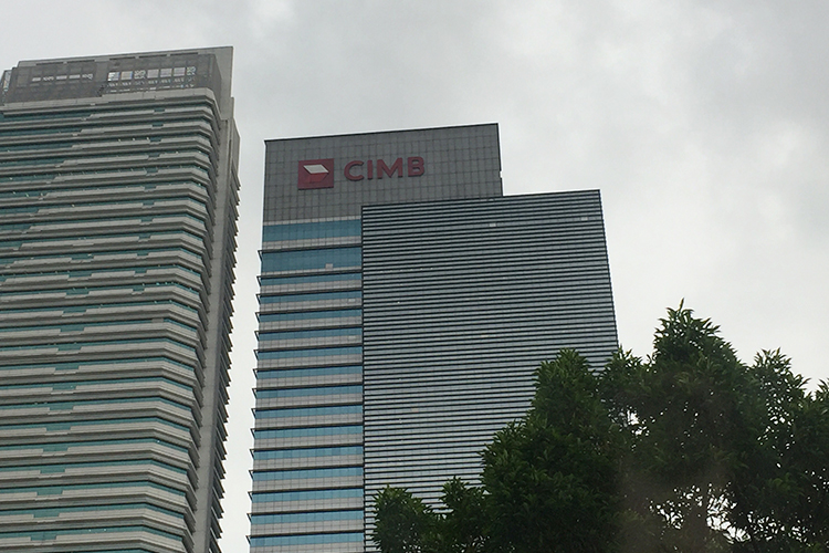 CIMB drifts lower as investors digest troubled oil trader Hing Leong exposure