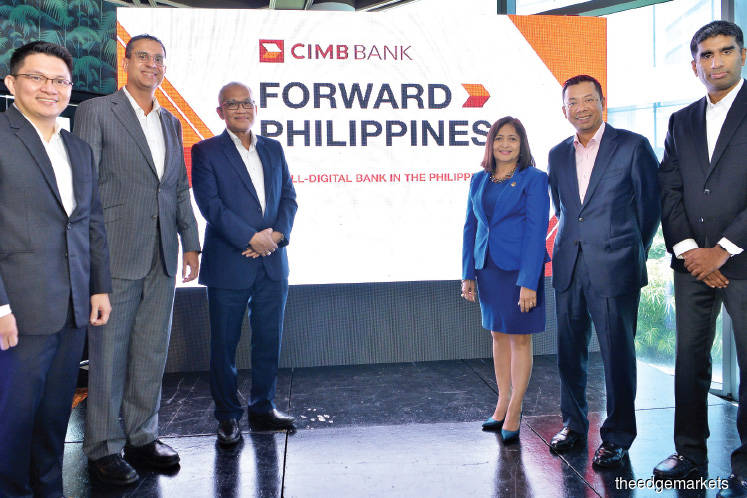 CIMB launches banking presence in the Philippines