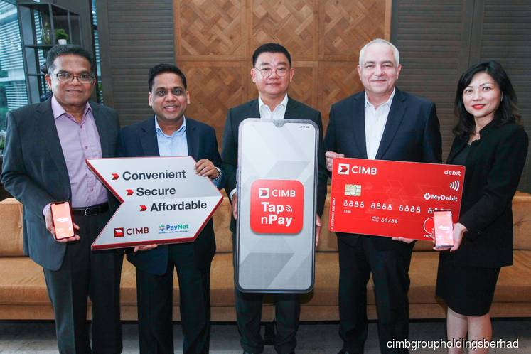 CIMB launches new mobile payments platform for debit card transactions