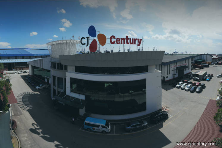 CJ Century acquires related company to expand logistics business