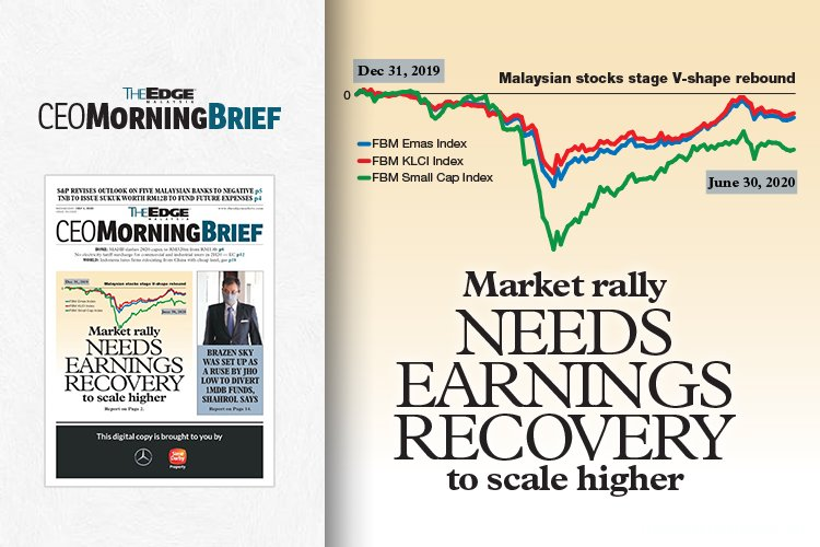 Market rally needs earnings recovery to scale higher — analysts