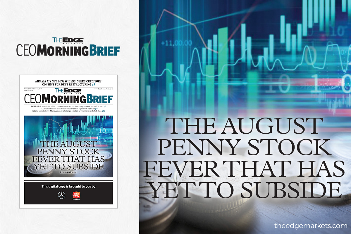 The August penny stock fever that has yet to subside