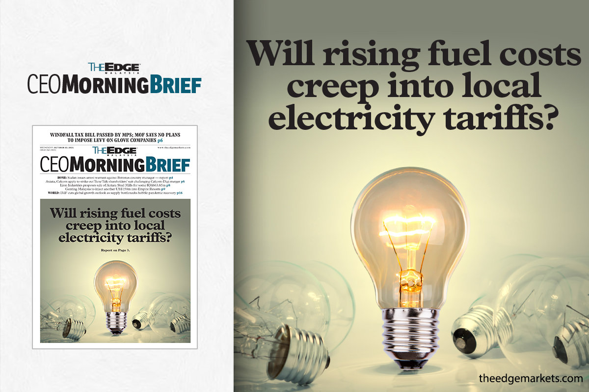 Will rising fuel costs creep into local electricity tariffs?